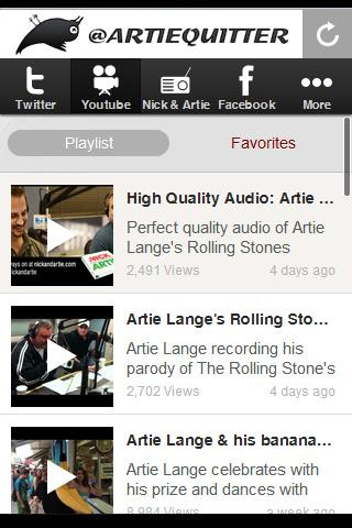 Artie Lange - screenshot