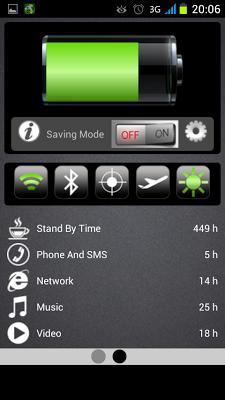 Battery Protect Pro - screenshot