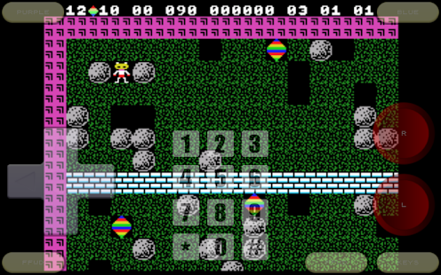 ColEm - Free Coleco Emulator - screenshot thumbnail