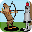 Sherwood Shooter – Apple Shoot logo