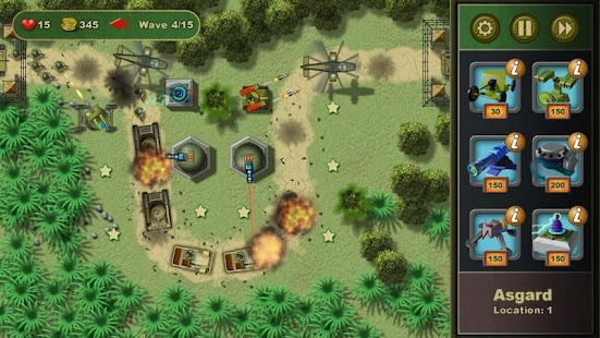 Jungle Defense Demo - screenshot thumbnail
