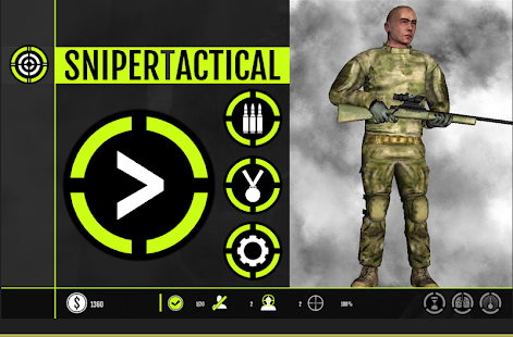 軍隊狙擊手射擊救援3D