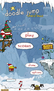 Doodle Jump Christmas Special - screenshot thumbnail