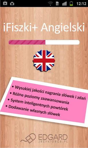 iFiszki+ Angielski
