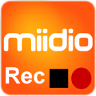 miidio Recorder icon