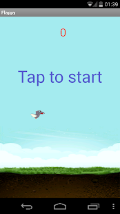 Flappy Dino - screenshot thumbnail