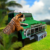 4x4 Tiger Chase