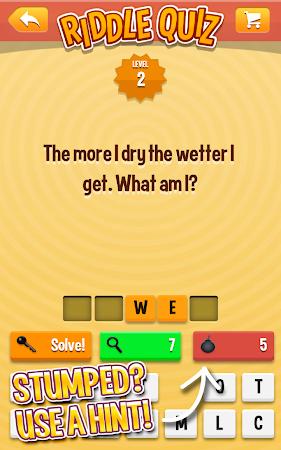 Riddle Quiz 1.0.6 screenshot 555418