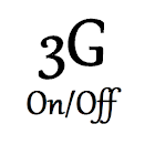3G on/off switch icon