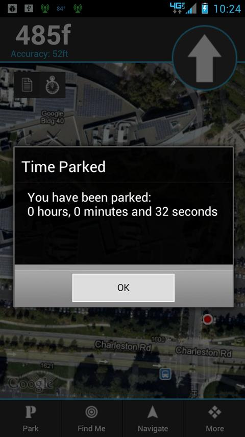 My Car Locator - screenshot