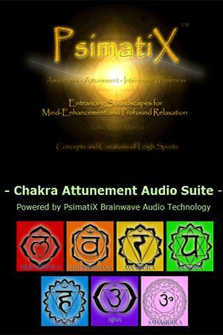 Chakra Music & Meditation Set- screenshot