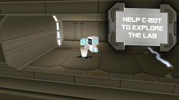 Screenshot of C-Bot Puzzle FREE