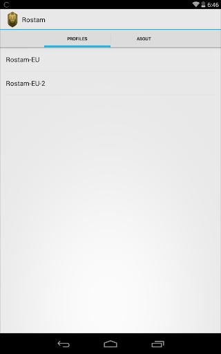 Rostam VPN: اینترنت آزاد
