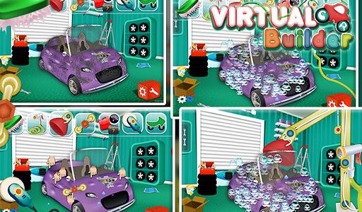 玩免費休閒APP|下載虚拟汽车制造商 app不用錢|硬是要APP