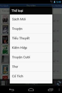 Sách Nói- screenshot thumbnail