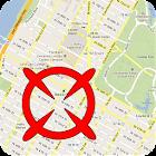 Phone Tracker via GPS icon