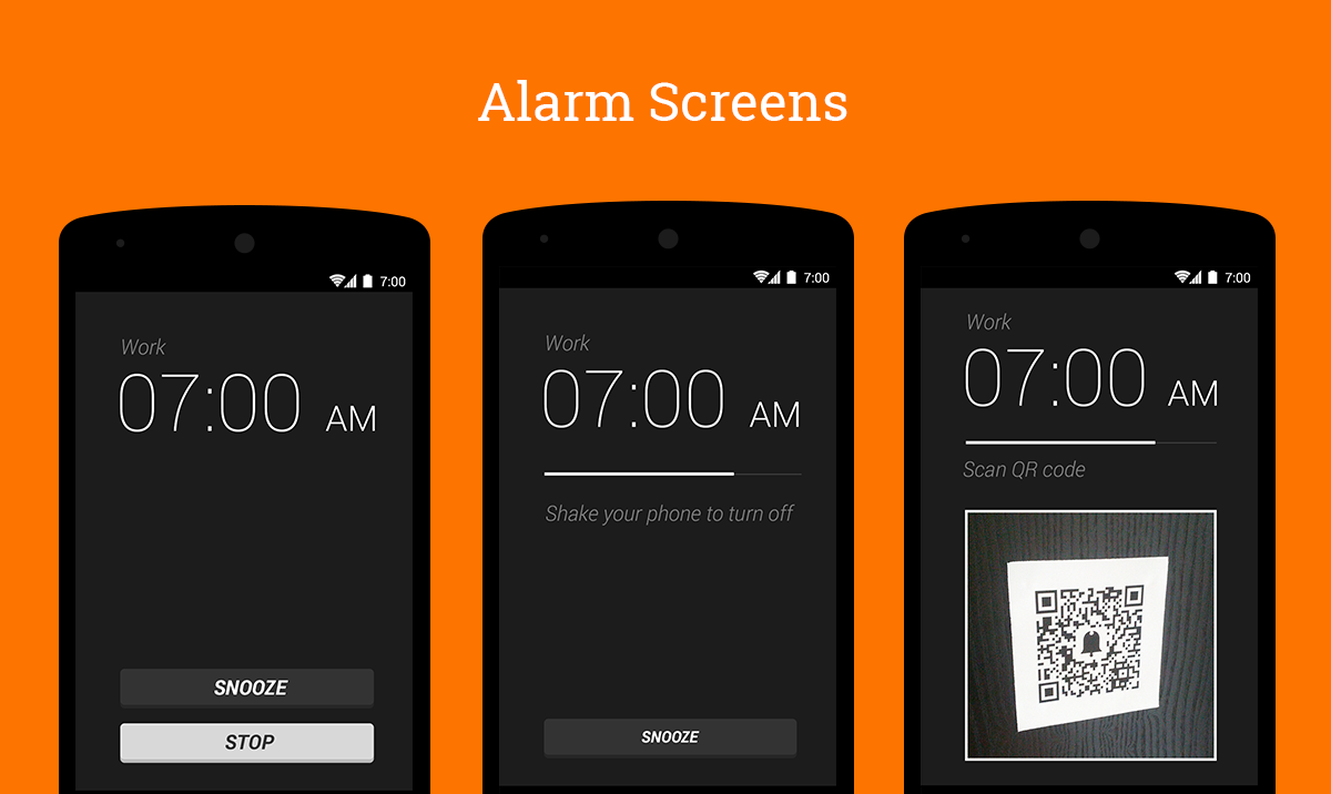 Puzzle Alarm Clock - screenshot