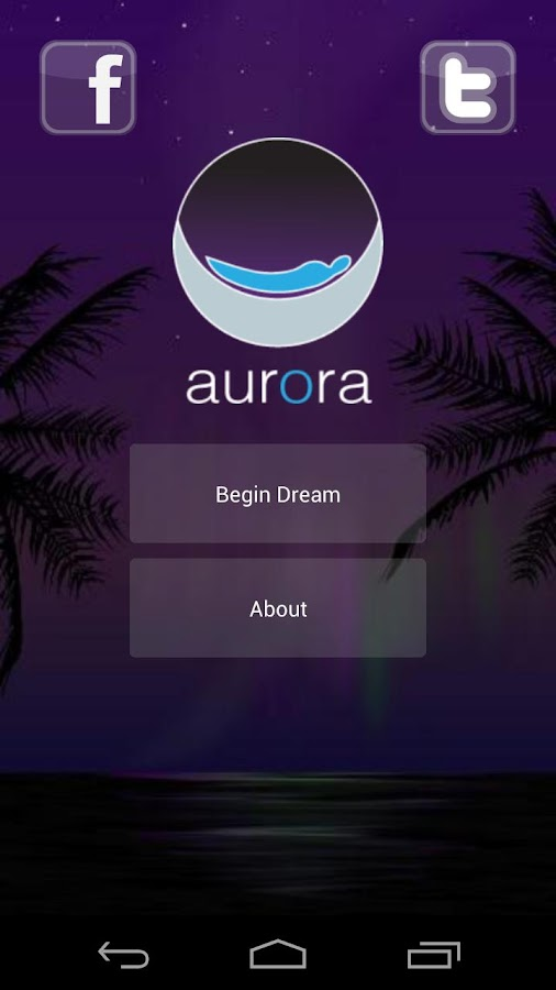 Aurora Sleeping Sounds - Pro - screenshot