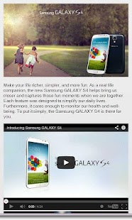 How to Samsung Galaxy S4 - screenshot thumbnail