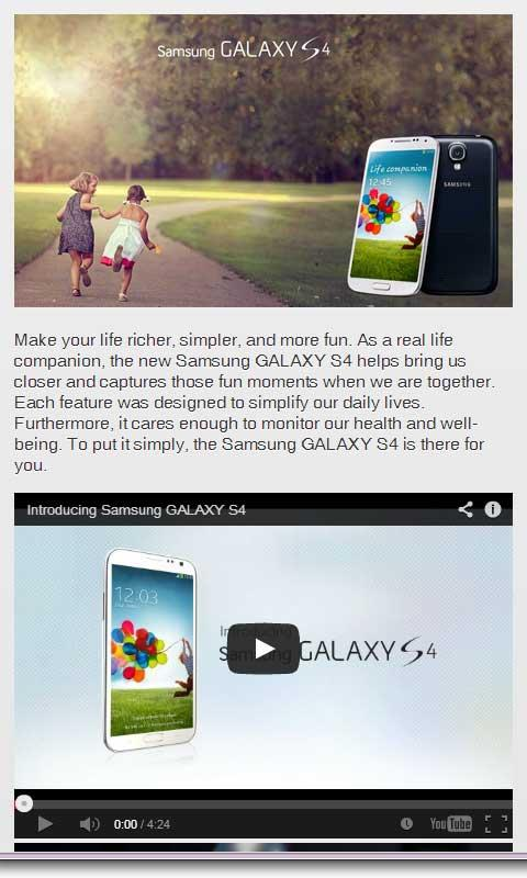 How to Samsung Galaxy S4 - screenshot