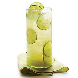 Cucumber-Ginger Limeade.