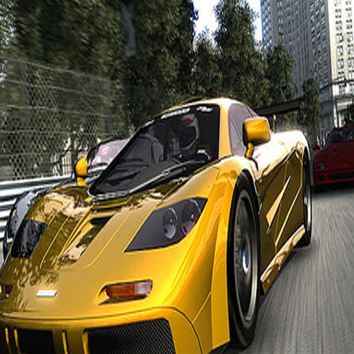 3D Highway City Racer