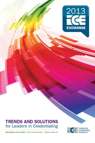 2013 ICE Exchange