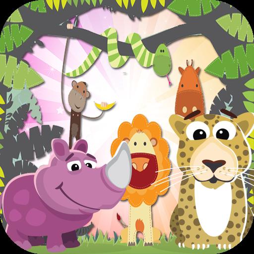 動物運動會 教育 LOGO-玩APPs