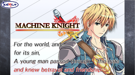 RPG Machine Knight - screenshot thumbnail