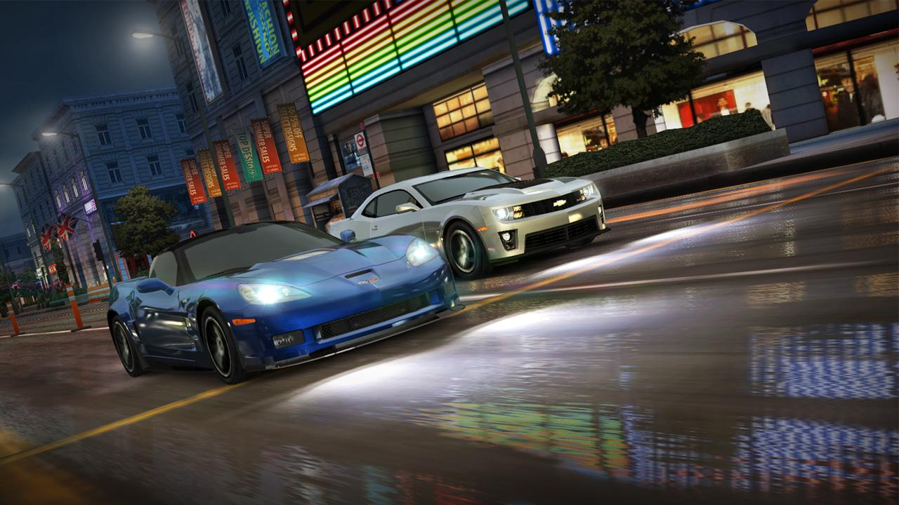 Fast & Furious 6: The Game screenshot #6