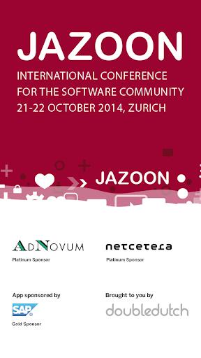 JAZOON 2014 Zurich
