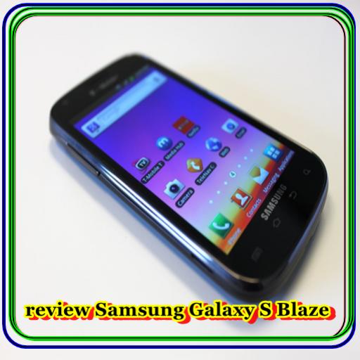review Samsung Galaxy S Blaze