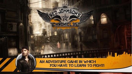 Red Johnson's Chronicles: Full Screenshot 1