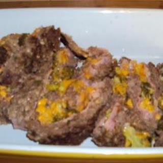 Gourmet Meatloaf.