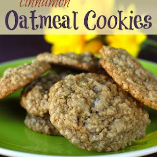 The Shipp's Oatmeal Cookies