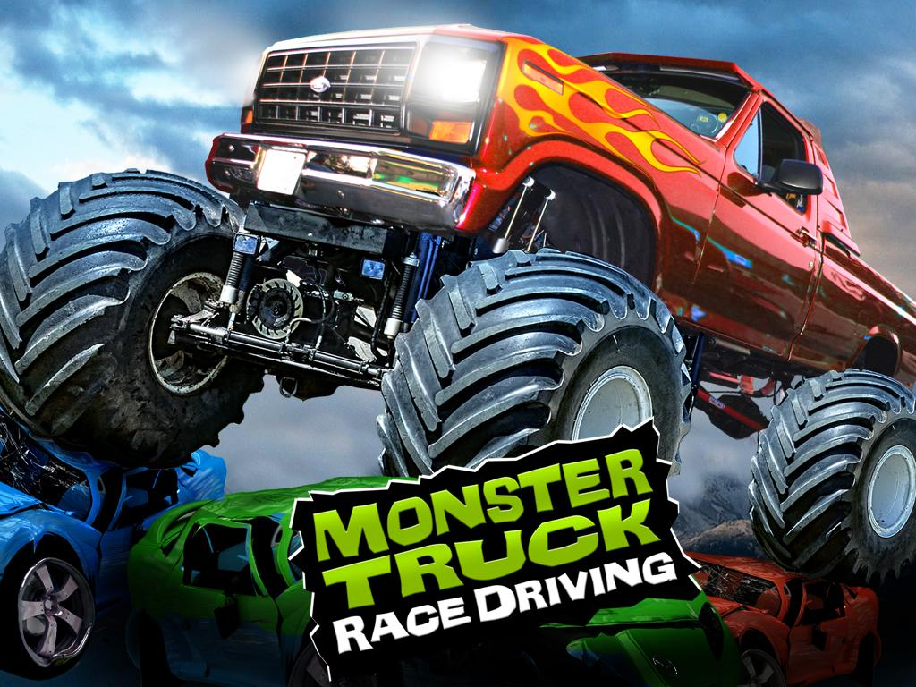 monster truck 3d race driving google play store revenue