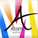 Atom Launcher logo