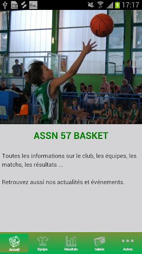 ASSN 57 BASKET