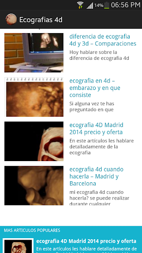mi embarazo y ecografia 4d