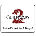 GW2 Beta-Weekend Countdown logo