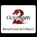 GW2 Beta-Weekend Countdown logo