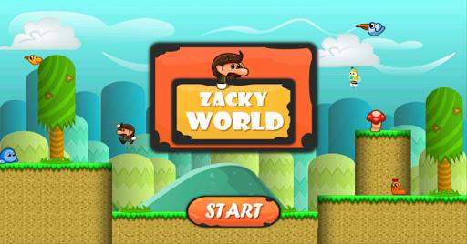 無料冒险AppのZacky世界|記事Game