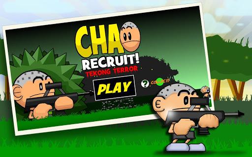 Chao Recruit - Tekong Terror