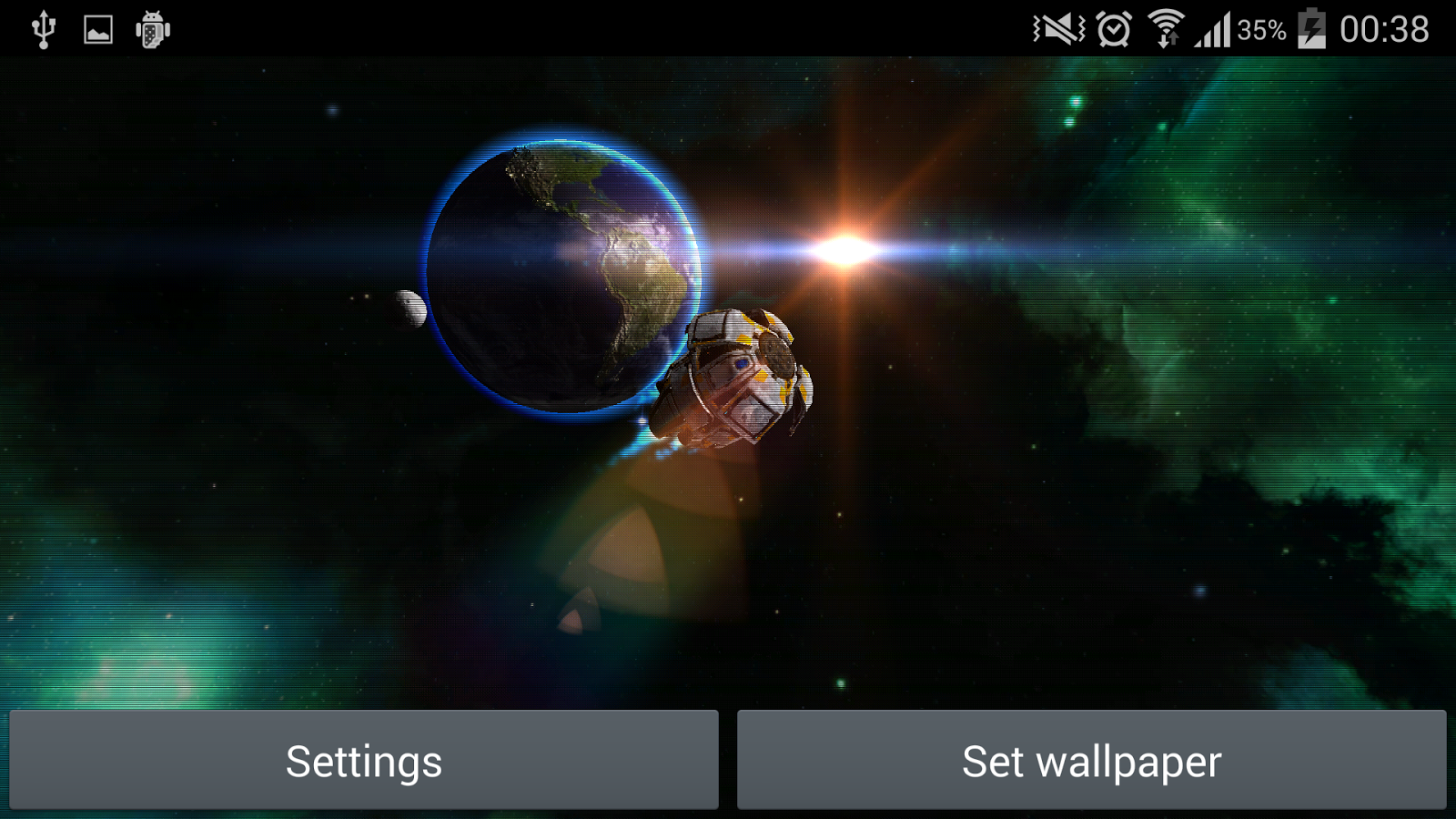 Space explorer 3d lwp free android apps on google play - Space explorer wallpaper ...