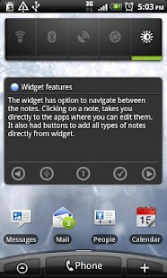 JustNote Notepad/Todo - screenshot thumbnail