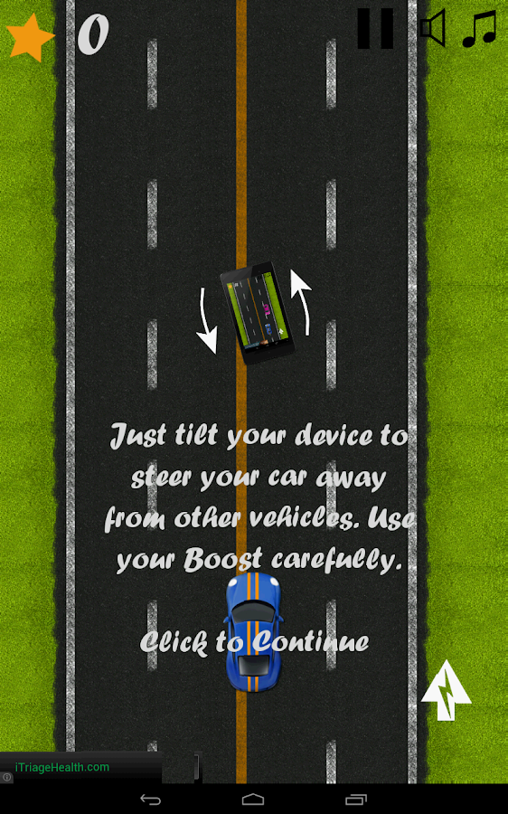 Car Speed - screenshot