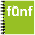 Funf Journal icon