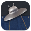 UFO GO Locker Theme icon