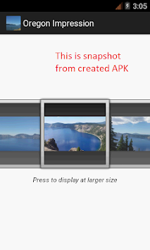 Download APK Creator APK latest version app for android devices