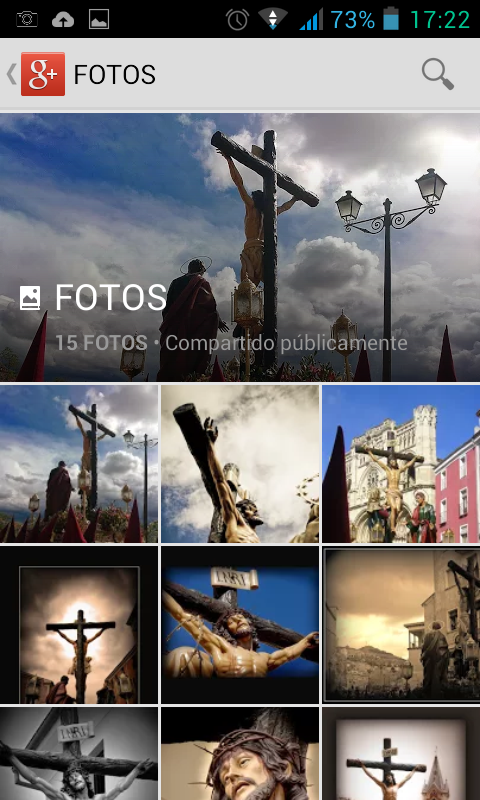 Cristo de la Agonia- screenshot